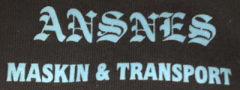Ansnes Maskin & Transport